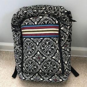 REAL Vera Bradley Laptop Backpack